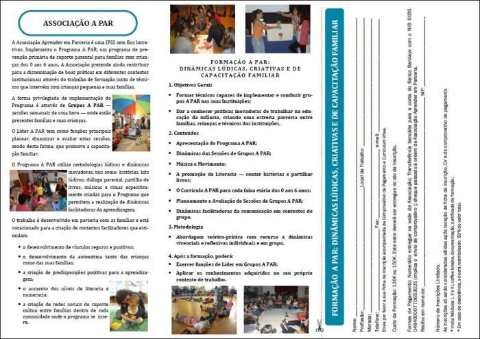 folheto formação de líderes 2