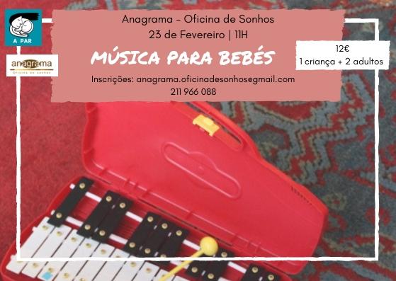 música para bebés anagrama_2