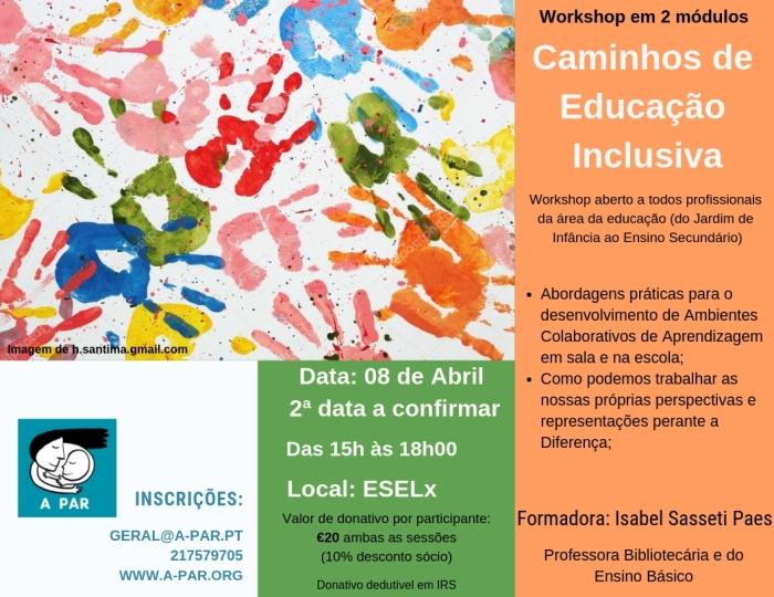 14 - Caminhos de educação inclusiva