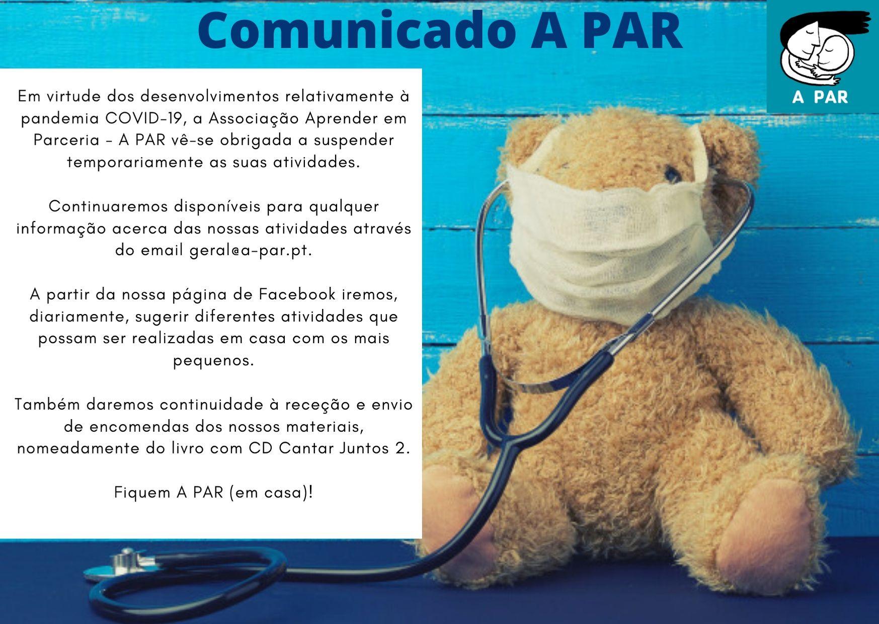 Comunicado A PAR